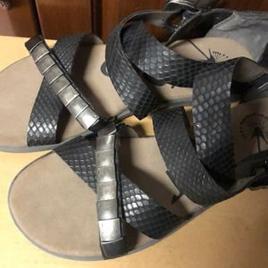 Jambu Shoes - Jambu black sandals